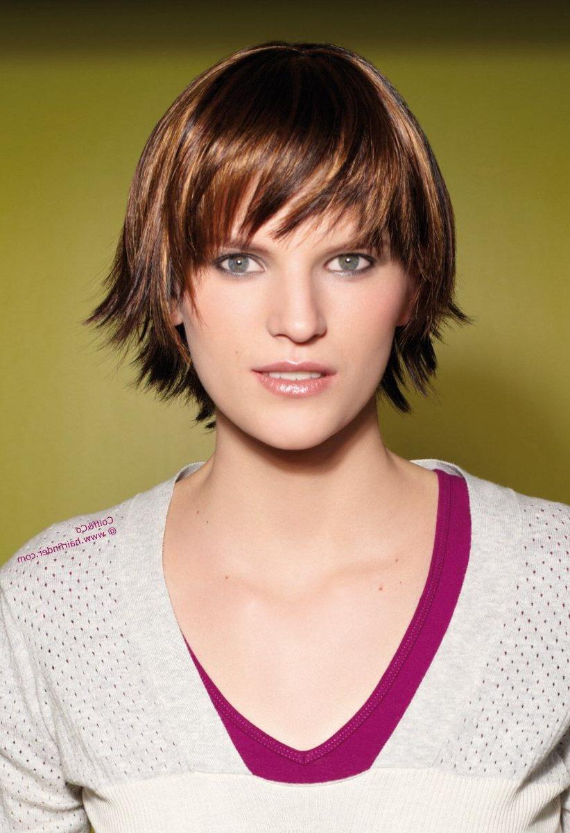 Cute Sporty Short Haircut   Hair Style   Pinterest   Wigs, Short Inside Sporty Short Haircuts (View 5 of 25)