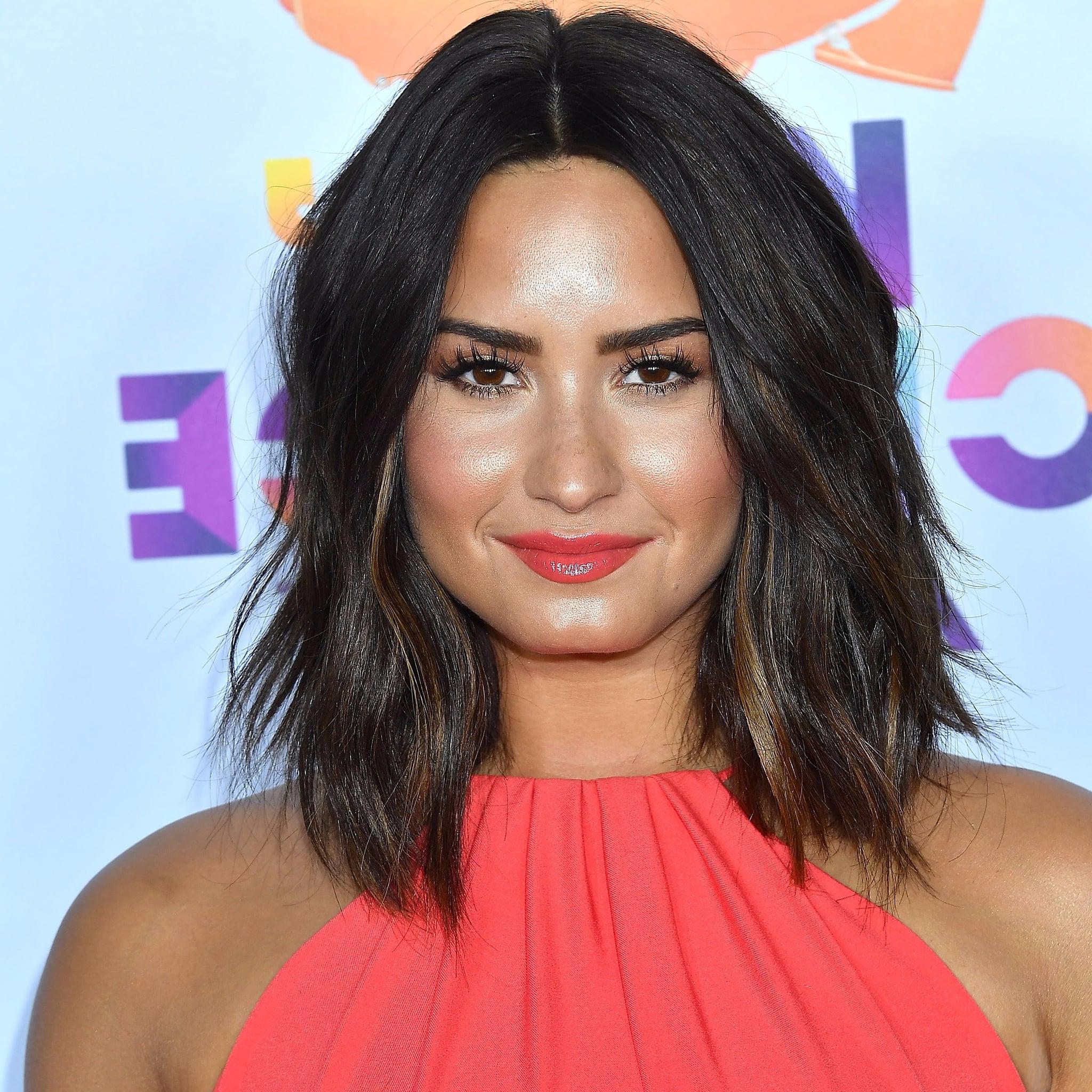 Demi Lovato Hair | Pictures | Popsugar Latina within Demi Lovato Short Haircuts