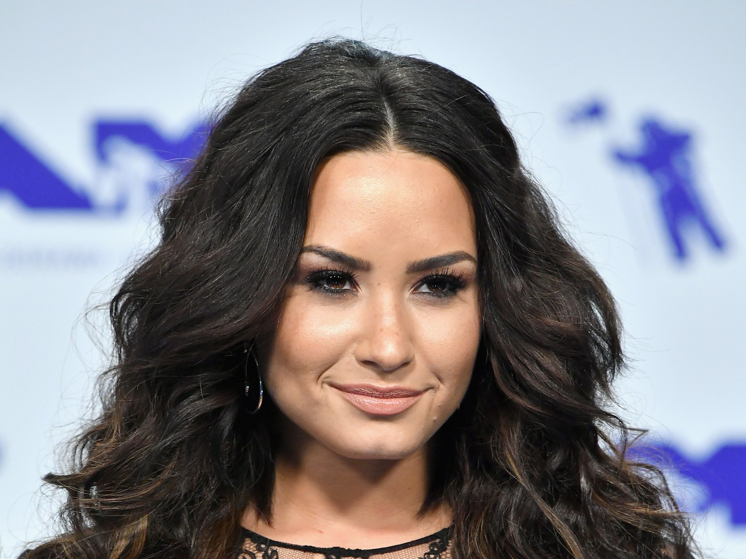 Demi Lovato Just Cut Her Long Hair Into A Short, Sleek Asymmetrical With Demi Lovato Short Haircuts (View 6 of 25)