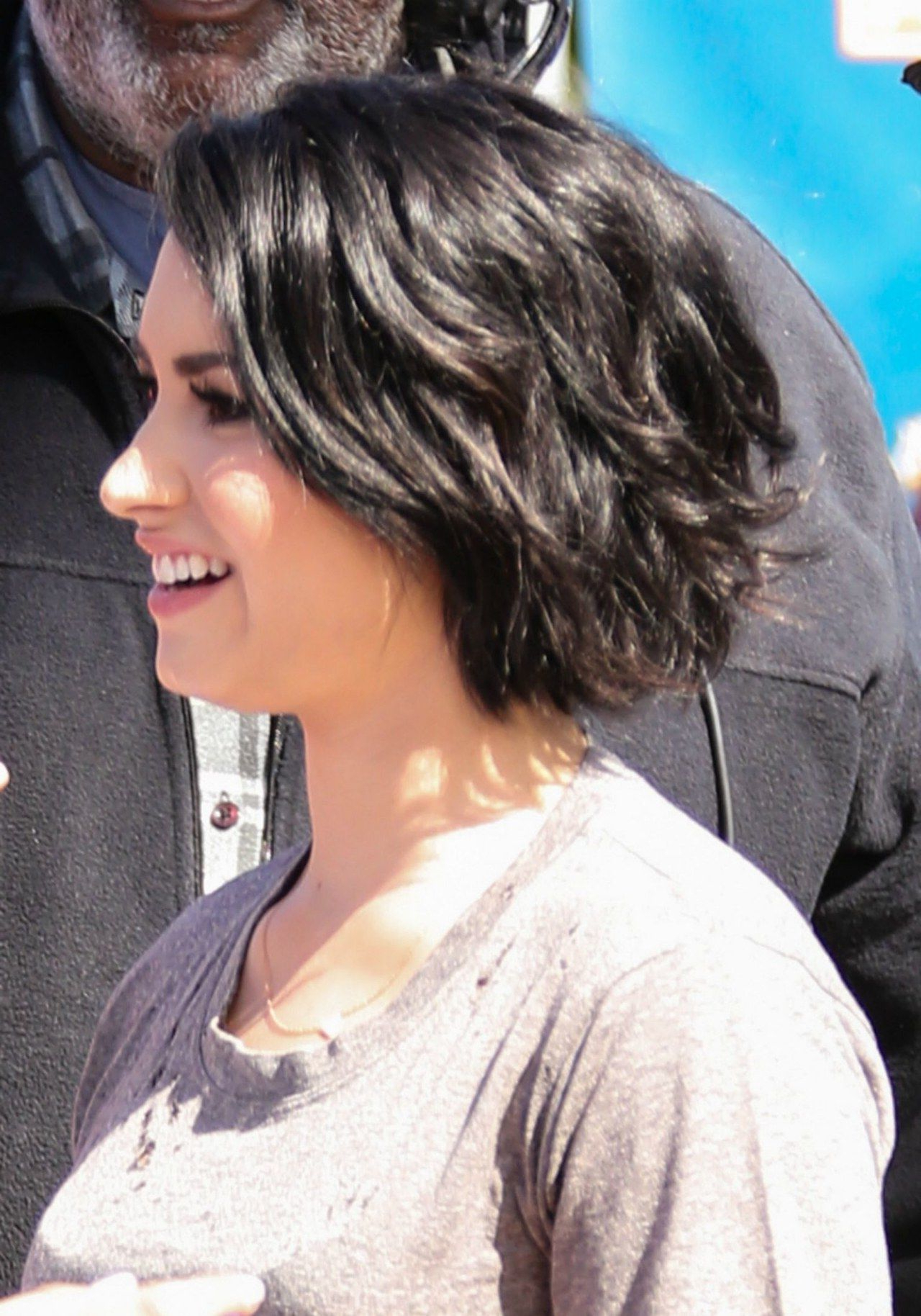Demi Lovato's Haircut Is Crazy Cute?take A Look From Every Angle with Demi Lovato Short Hairstyles