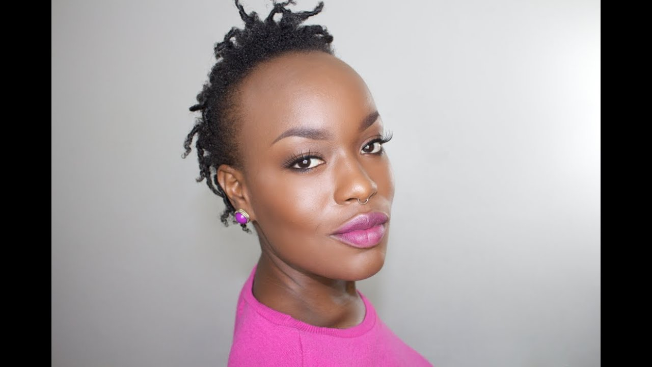 Destinygodley Kinky Konfessions – (23) Too Ugly Natural Hair | Big With Regard To Short Hairstyles For Women With Big Foreheads (View 19 of 25)