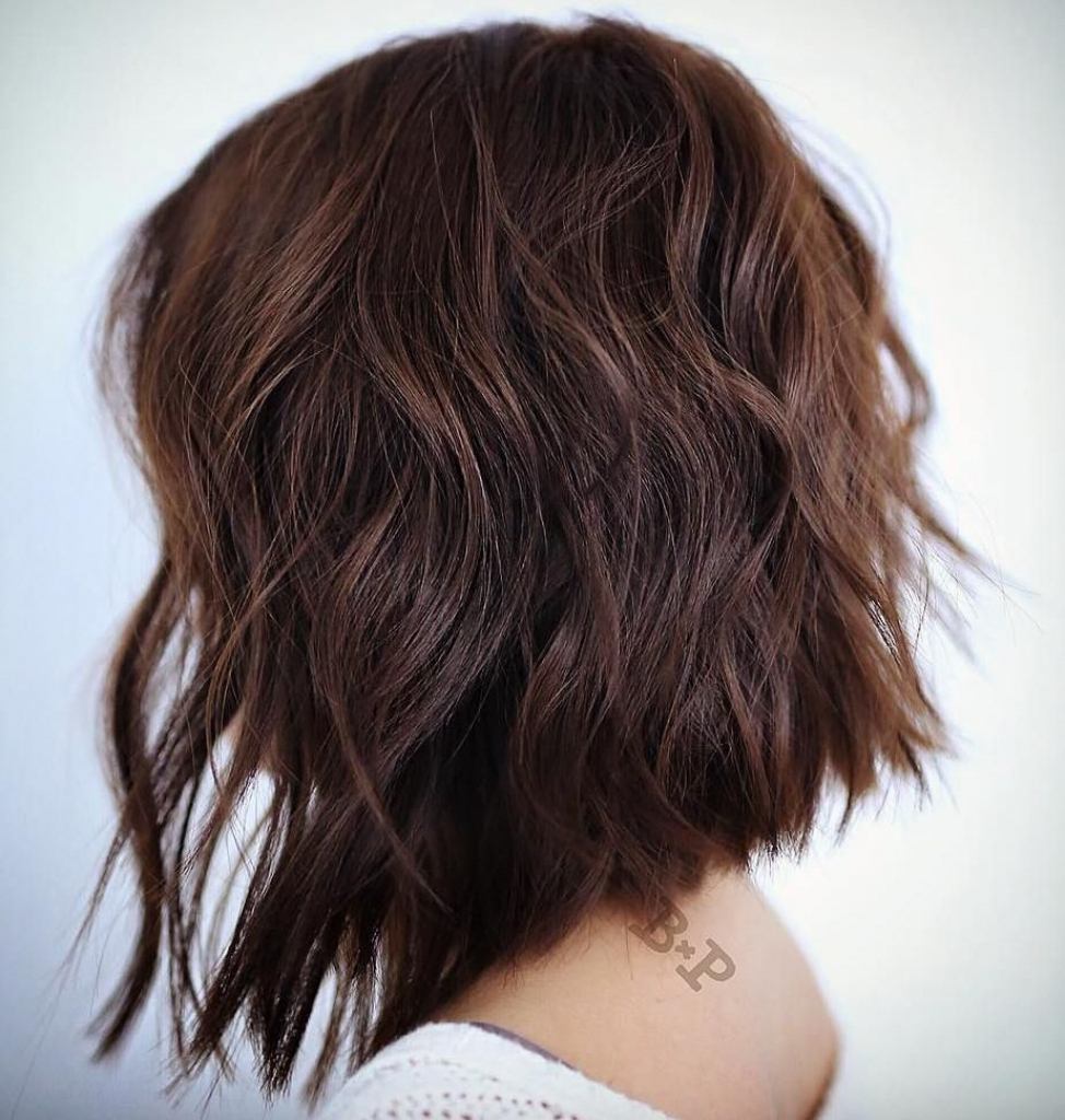 Details Of Angled Bob Hairstyles For Wavy Hair Menshairstyletrends Inside Curly Angled Bob Hairstyles (Gallery 25 of 25)