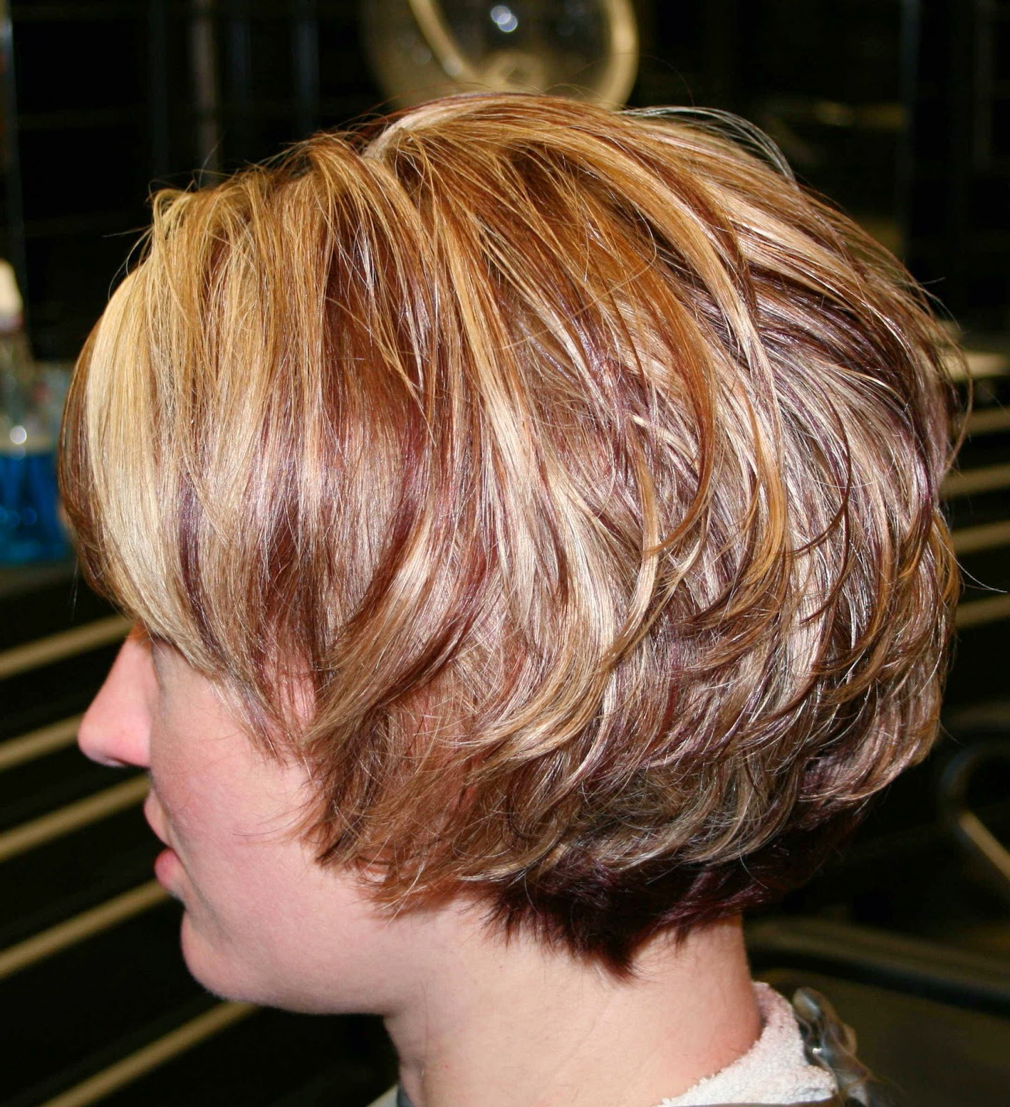 Diapersdeadlinesdiy: Short Hairstyles For Women Over 50 Intended For Choppy Short Hairstyles For Older Women (Gallery 23 of 25)
