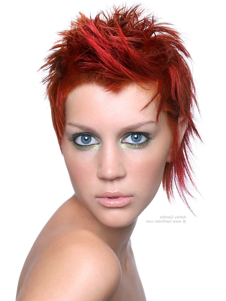 Different Short Hairstyles Red Look Fresh | Hairstyles regarding Red Short Hairstyles