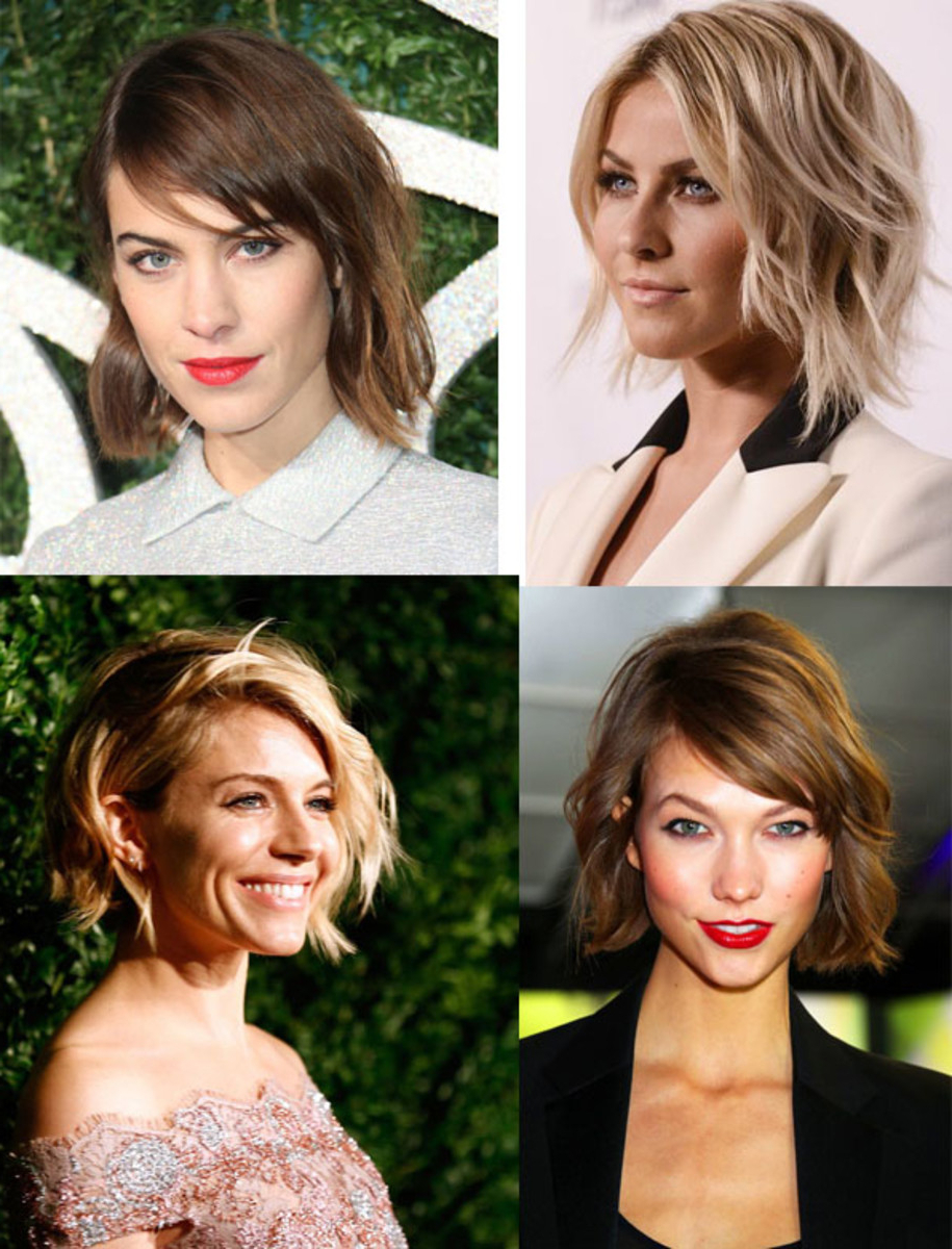 Discover The Best Haircut For Your Face Shape – Verily With Short Hairstyles For Pear Shaped Faces (Gallery 18 of 25)