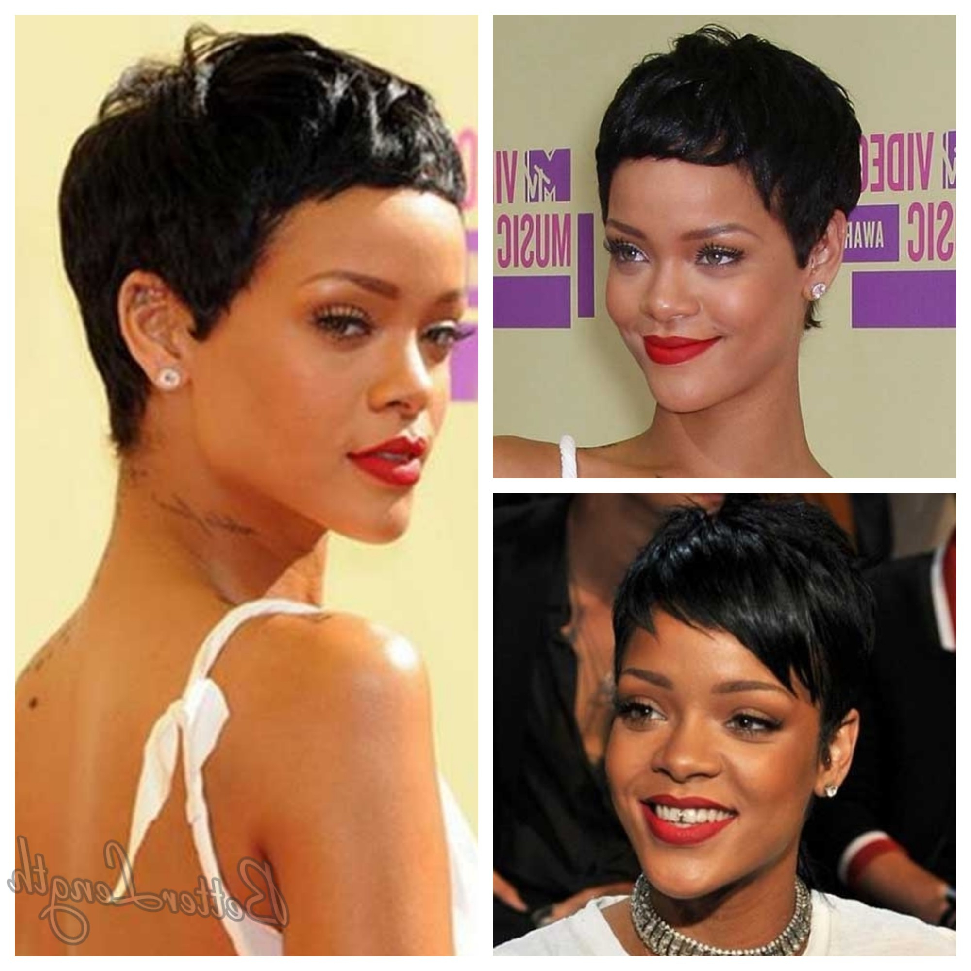Dope 2018 Summer Hairstyles For Black Women | Betterlength Hair Inside Short Haircuts For Black Women With Long Faces (Gallery 9 of 25)