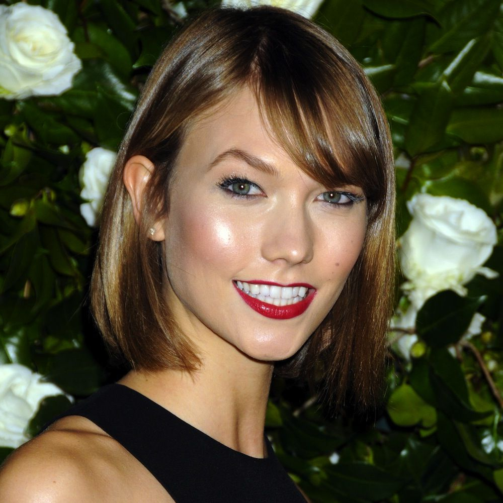 Dramatic Celebrity Hair Makeovers | Crowning Glory | Pinterest Intended For Karlie Kloss Short Haircuts (Gallery 24 of 25)