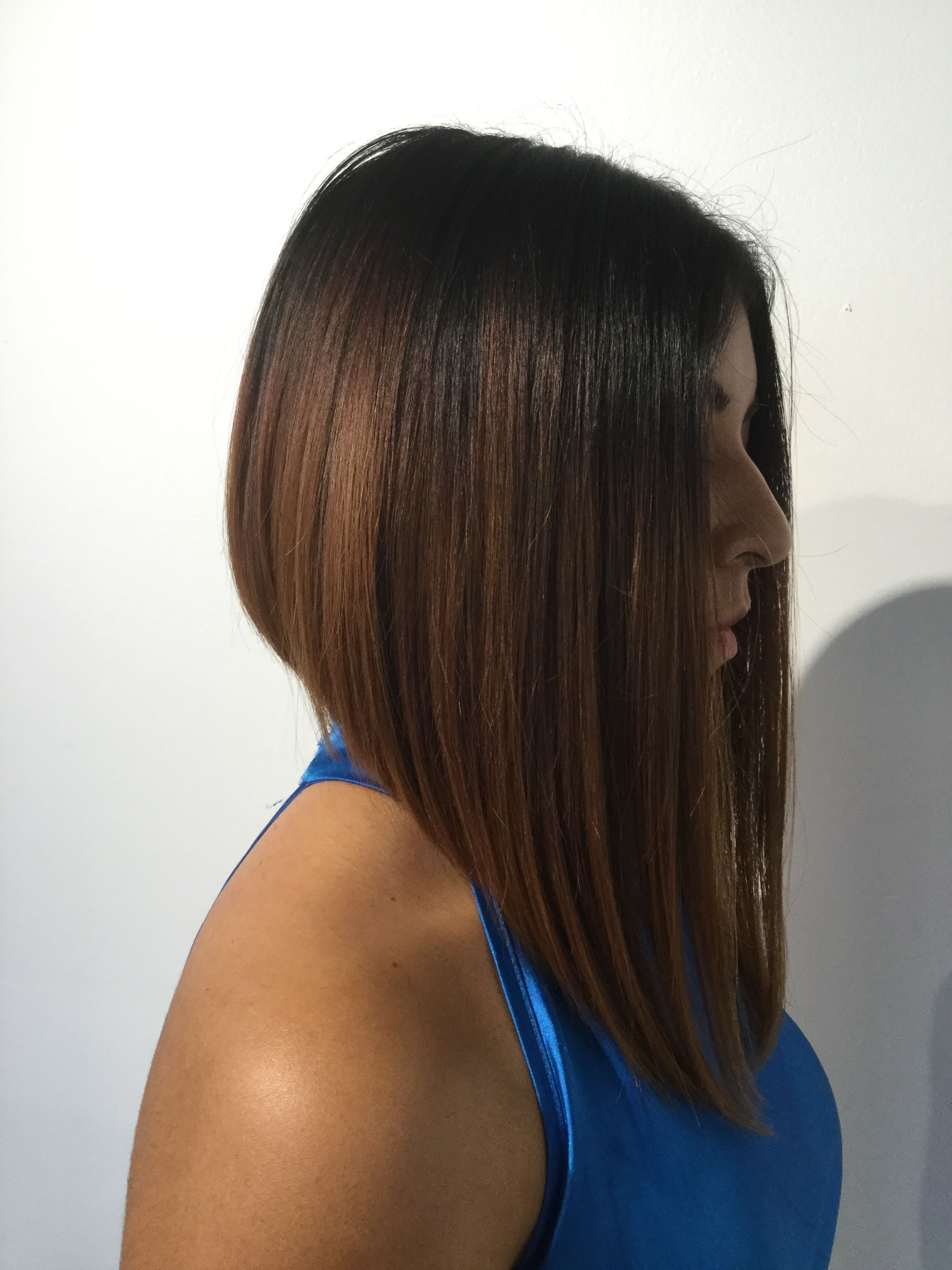 Dramatic Long Bob. Short To Long Haircut. Lob Haircut. Edgy Hair Cut Pertaining To Dramatic Short Hairstyles (Gallery 10 of 25)