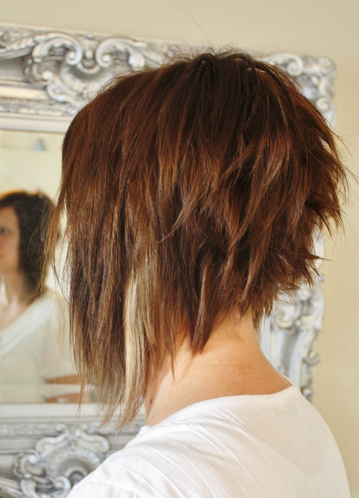 Dramatic Short Hairstyles – Hairstyles Ideas Pertaining To Dramatic Short Hairstyles (Gallery 12 of 25)