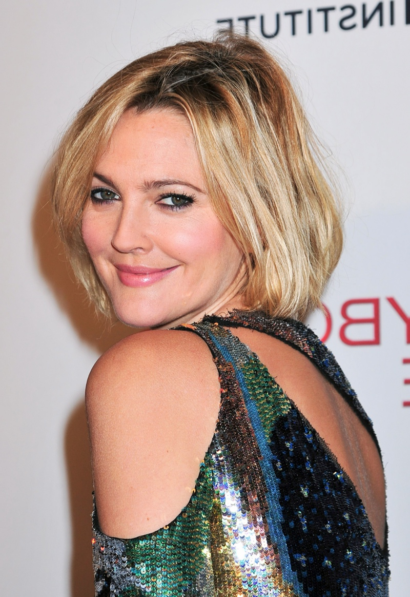 Drew Barrymore – Google+ Throughout Drew Barrymore Short Hairstyles (Gallery 13 of 25)