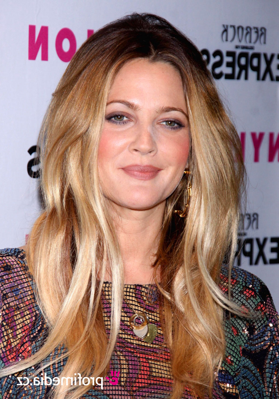 Drew Barrymore - - Hairstyle - Easyhairstyler in Drew Barrymore Short Hairstyles
