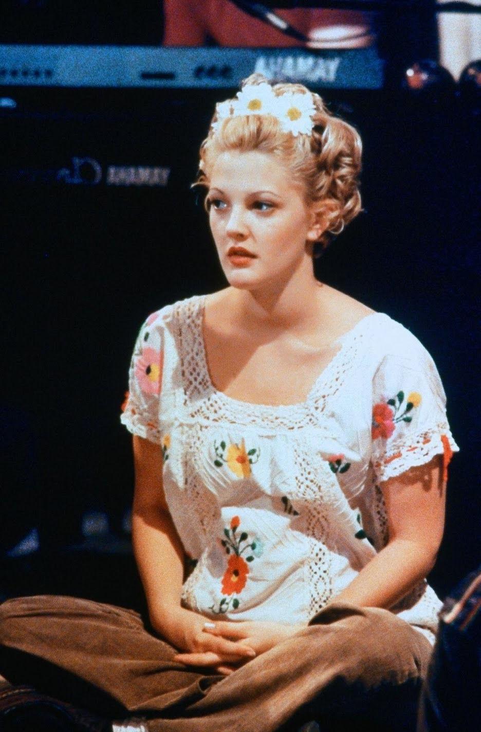 Drew Barrymore Short Hair 90S – Google Search   Hair   Pinterest Within Drew Barrymore Short Haircuts (View 7 of 25)