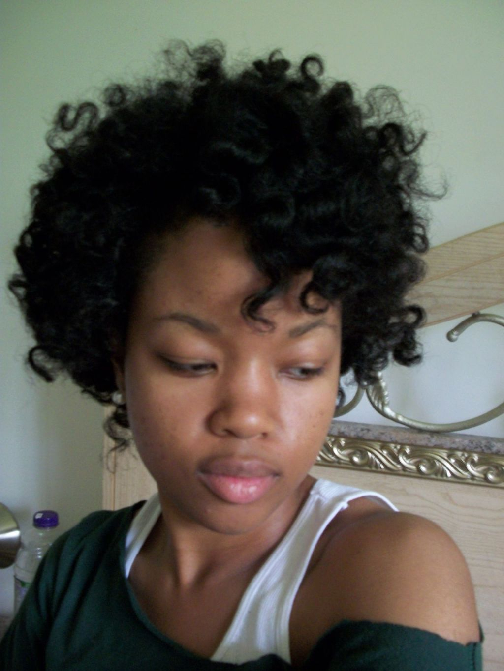 ? 15+ Inspirational African American Natural Short Hairstyles For Short Hairstyles For Afro Hair (View 20 of 25)
