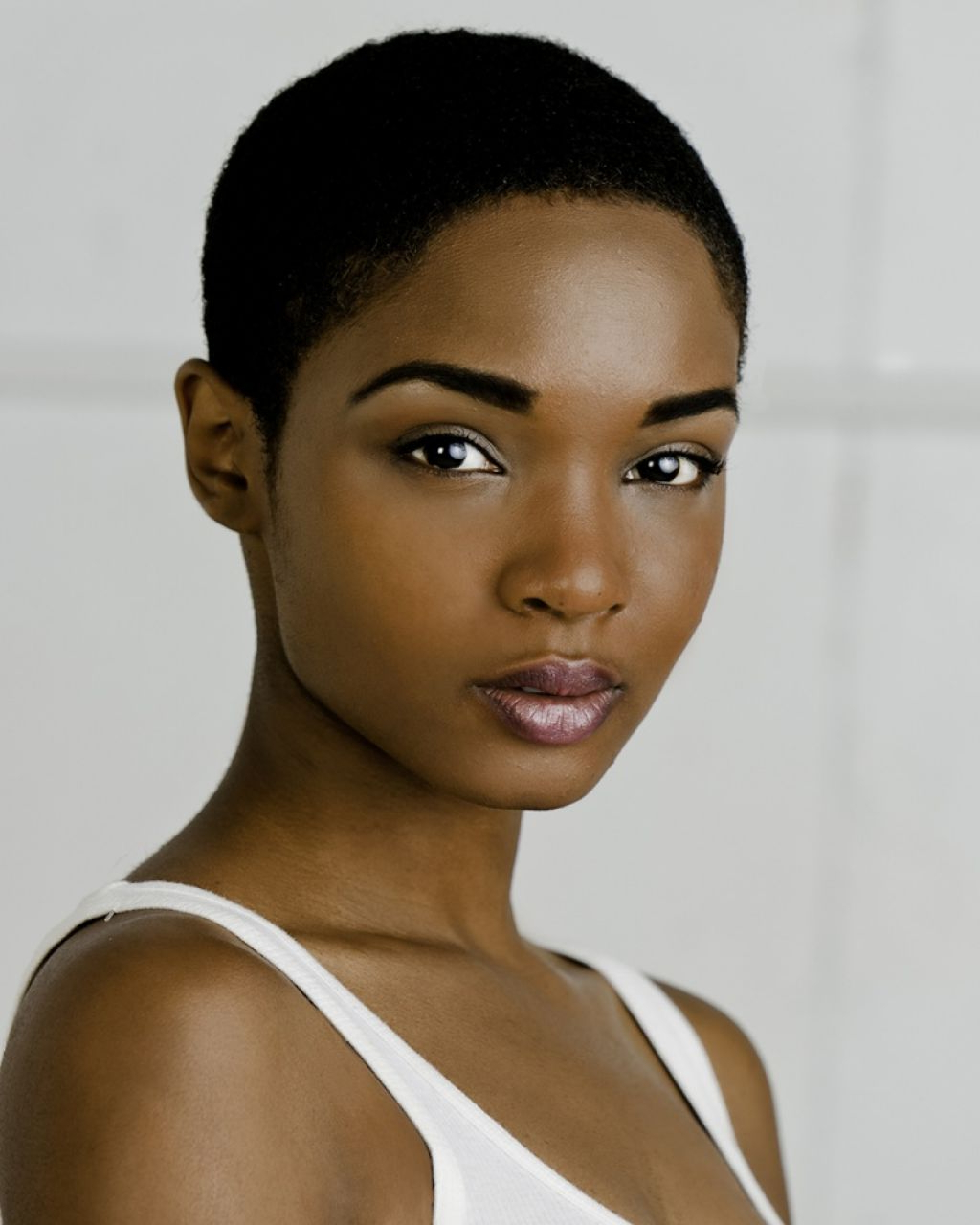? 24+ Awesome Short Hairstyles For Black Woman: Boy Cut Short Black With Black Women With Short Hairstyles (View 15 of 25)