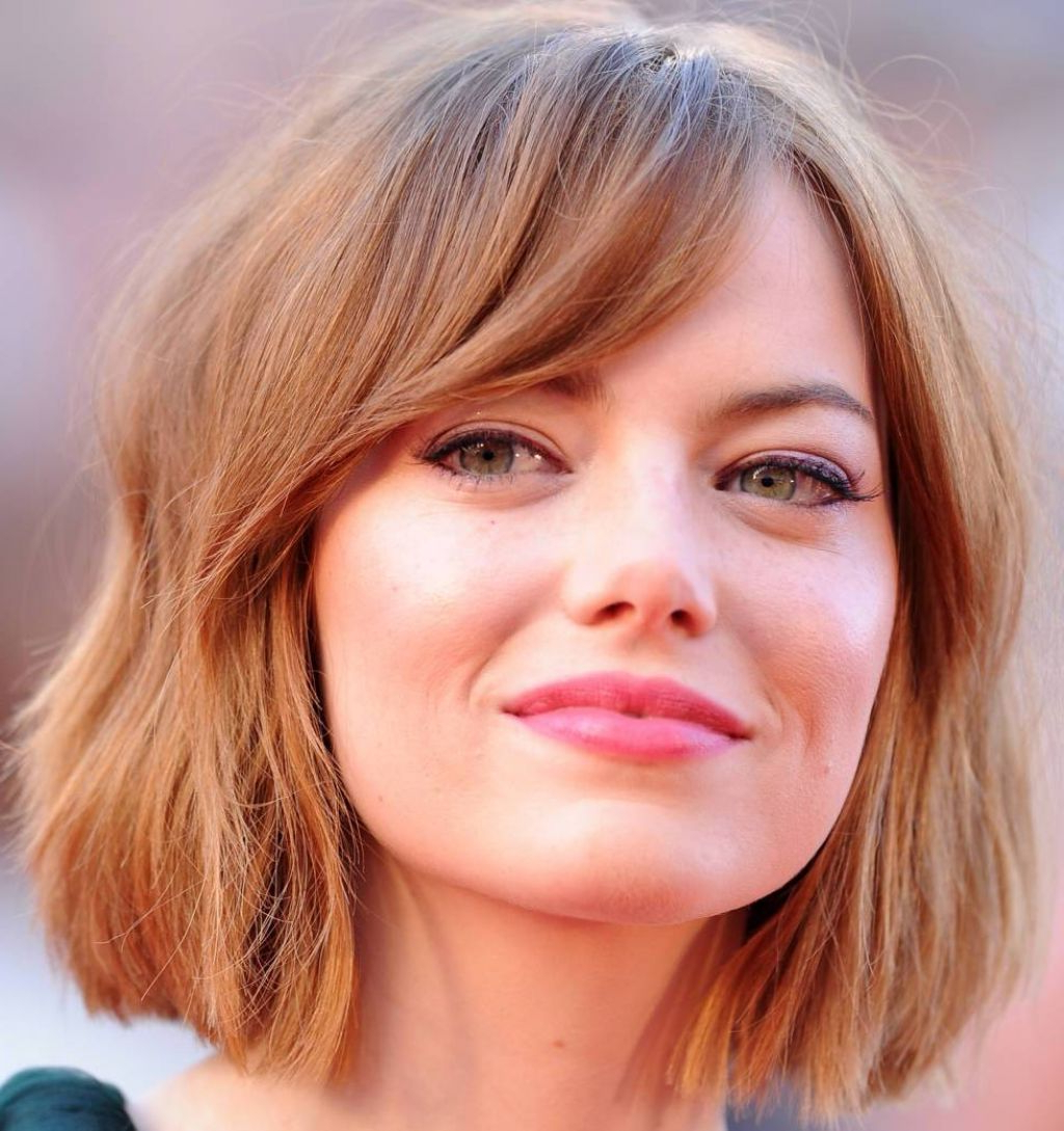 ? 24+ Awesome Short Hairstyles For Round Face: 14 Best Short With Regard To Short Haircuts For Fat Faces (View 17 of 25)