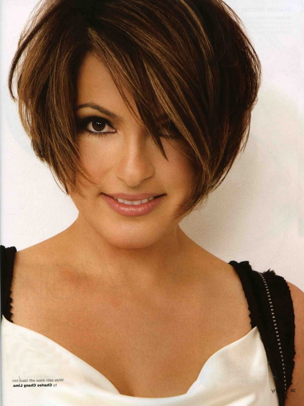 ? 24+ Awesome Short Hairstyles For Women With Thick Hair: Short Intended For Medium Short Haircuts For Thick Hair (View 14 of 25)