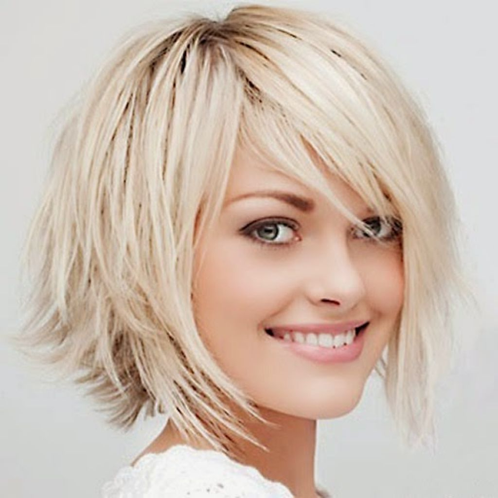 ? 24+ Beautiful Layered Hairstyles For Short Hair: Short Length Intended For Layered Short Hairstyles With Bangs (View 17 of 25)