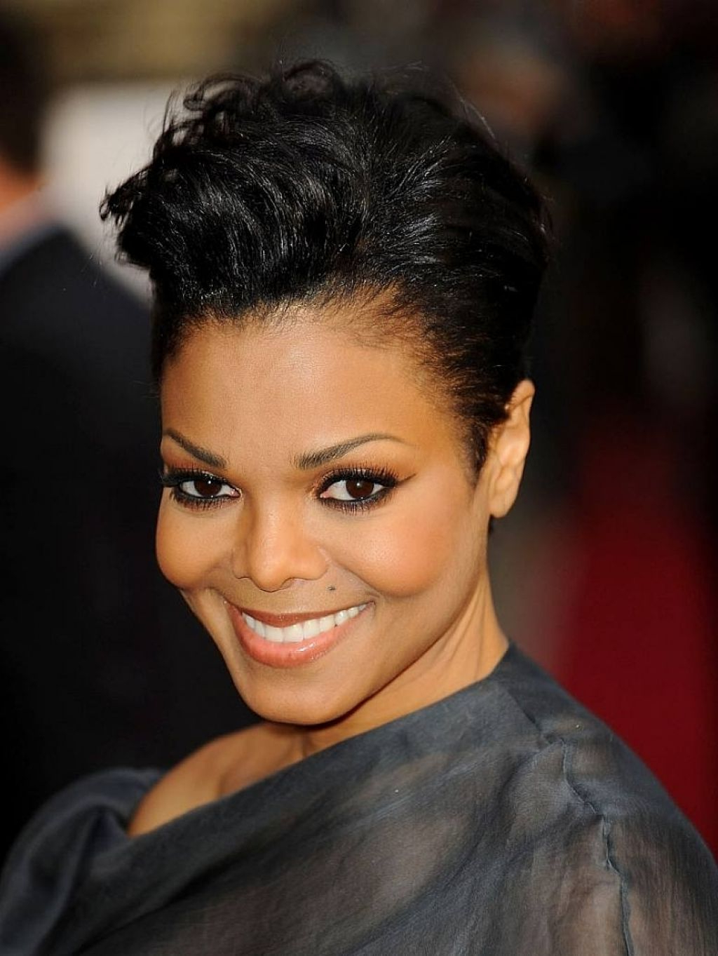 ? 24+ Beautiful Short Hairstyles For African American Females For Short Hairstyles For African American Women With Thin Hair (View 12 of 25)