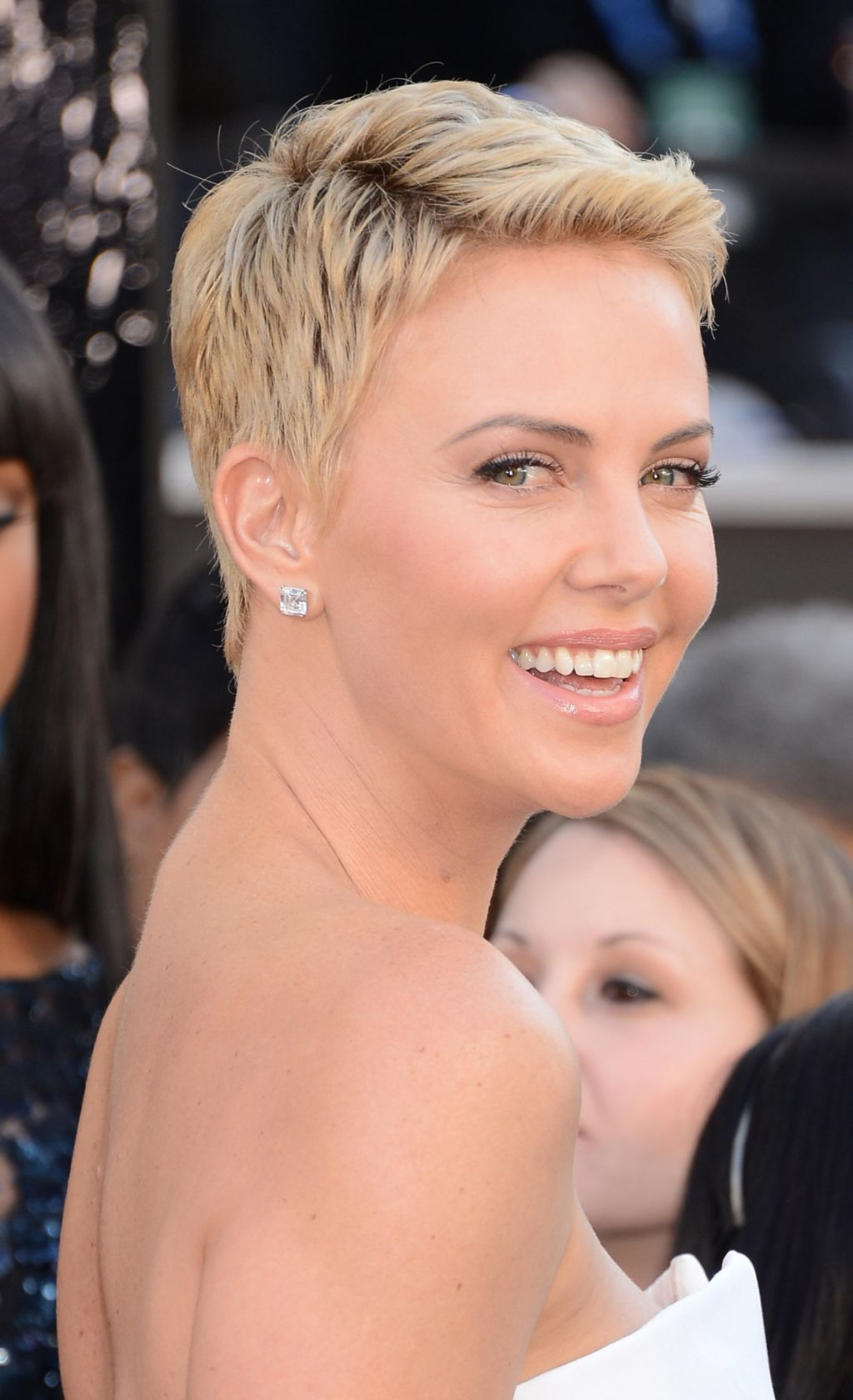 ? 24+ Best Cute Short Hairstyles For Thin Hair: Pictures Of Cute Inside Trendy Short Haircuts For Fine Hair (View 20 of 25)
