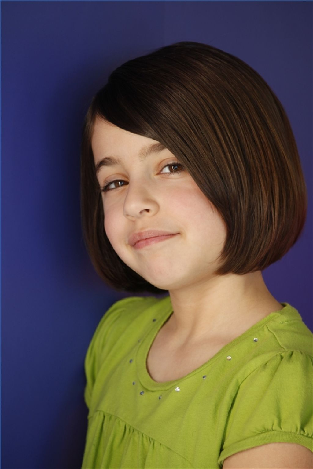 ? 24+ Best Hairstyles For Kids With Short Hair: Kids Hairstyles For Kids Short Haircuts With Bangs (View 20 of 25)