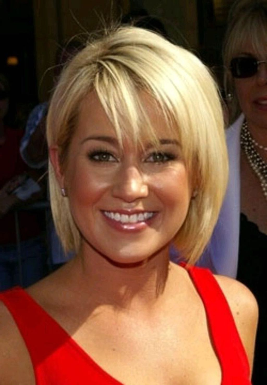 ? 24+ Best Short Bob Hairstyles For Thin Hair: Short Hairstyles For Pertaining To Short Hairstyles For Thinning Hair (View 13 of 25)