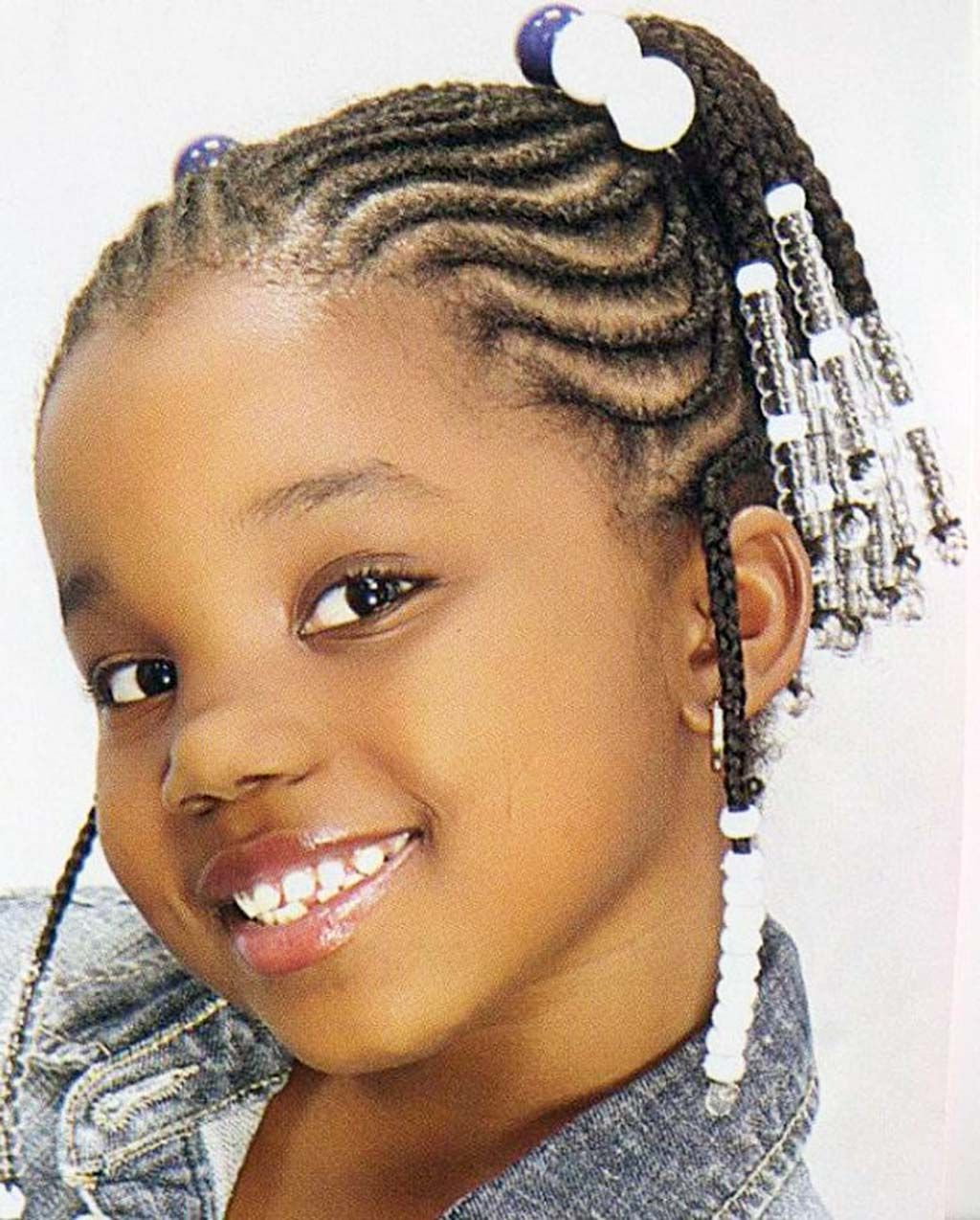 ? 24+ Unique Lil Girl Hairstyles Braids: Emejing Short Hairstyles Inside Black Little Girl Short Hairstyles (View 24 of 25)