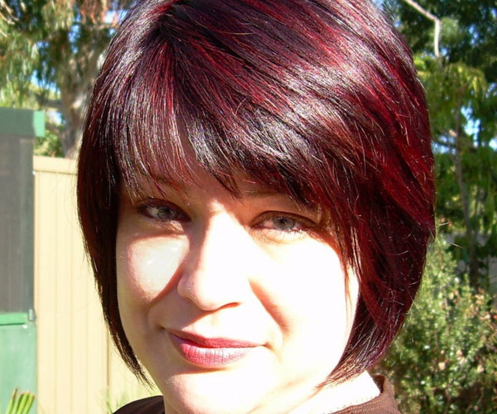 ? 24+ Winning Hairstyles With Red Highlights: Short Hairstyles Red Within Short Hairstyles And Highlights (View 25 of 25)