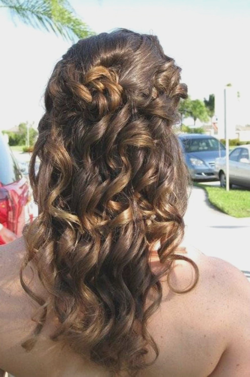 ? 57 Wonderful Homecoming Hairstyles For Short Hair: Cute With Regard To Homecoming Short Hair Styles (View 16 of 25)