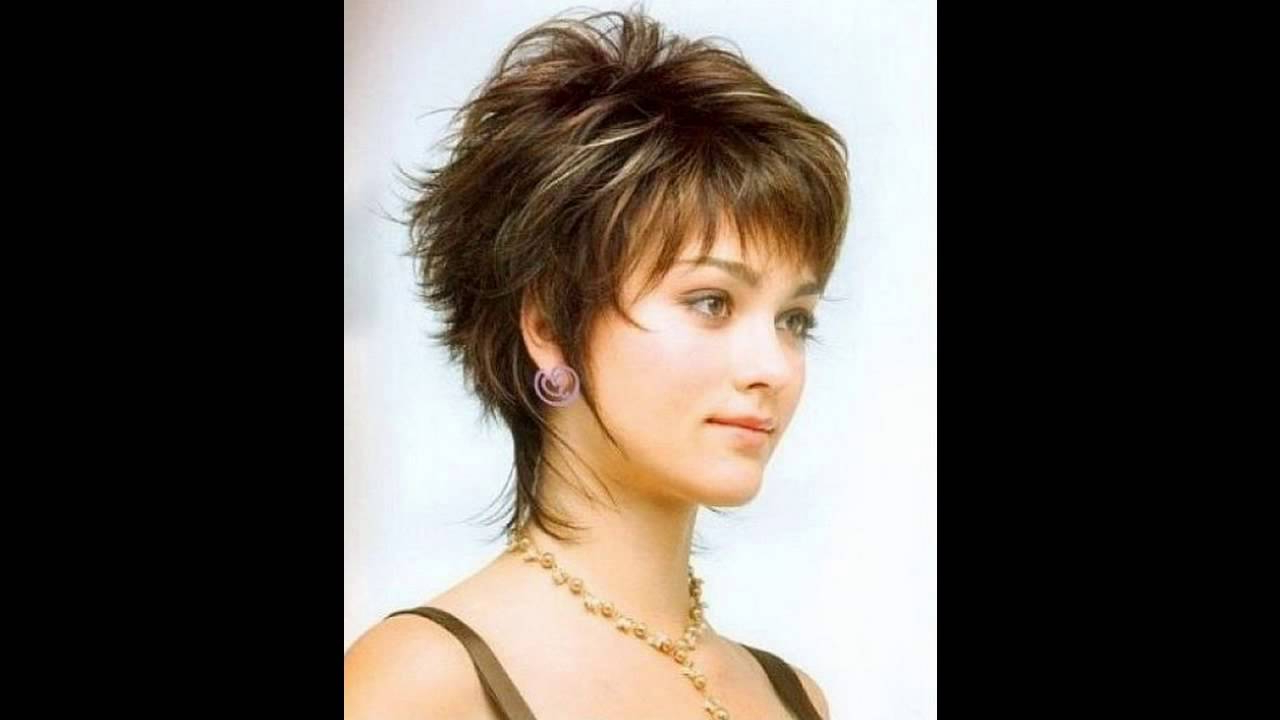 ? How To Style A Short Choppy Hairstyle ? Style – Youtube In Choppy Short Haircuts (View 21 of 25)
