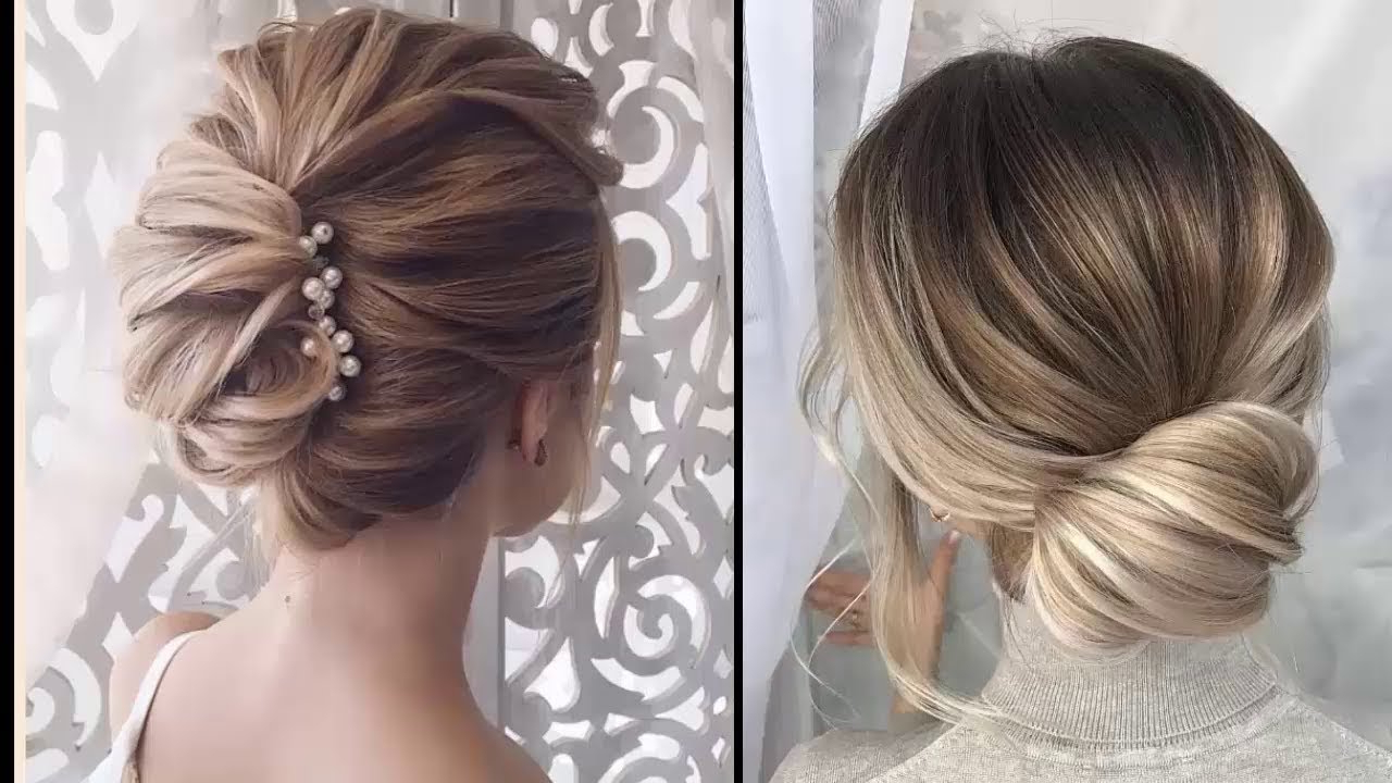 Easy Elegant Updos For Thin Hair – Easy Prom Hairstyles For Short Inside Short Hairstyles For Prom Updos (View 8 of 25)