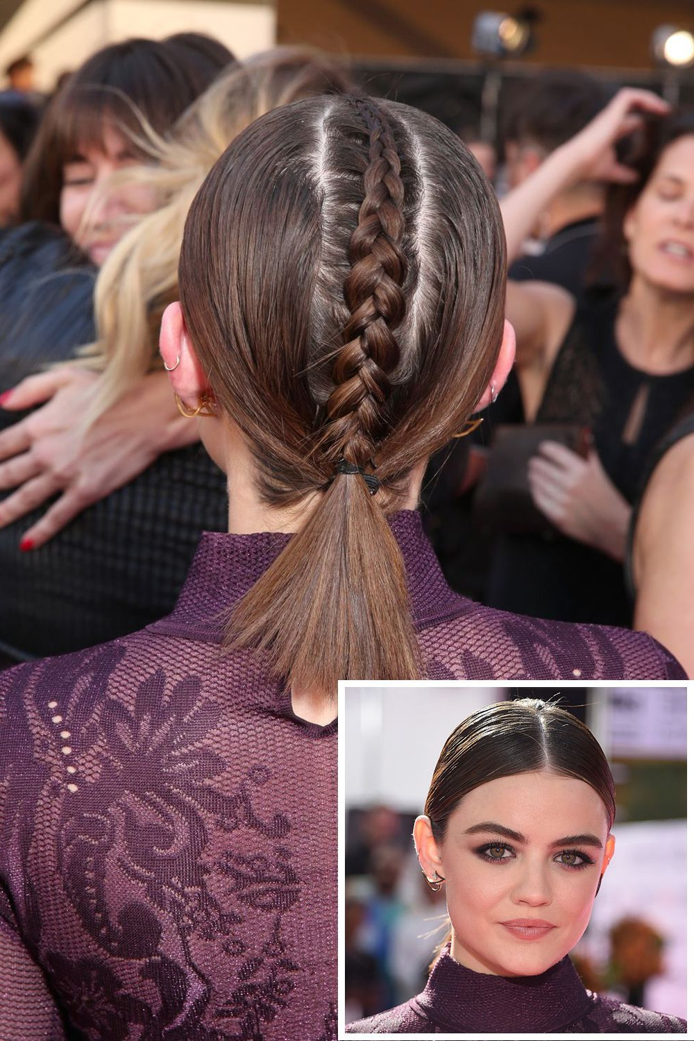 Easy Hairstyles For Formal Events | Extraordinary Hairstyles For With Short Hairstyles For Formal Event (View 19 of 25)