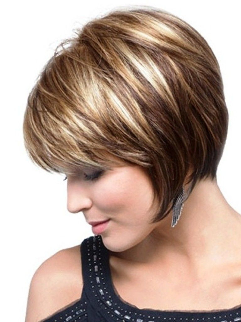 Easy Hairstyles For Women To Look Stylish In No Time | Womens In Short Hairstyles For Curvy Women (View 13 of 25)
