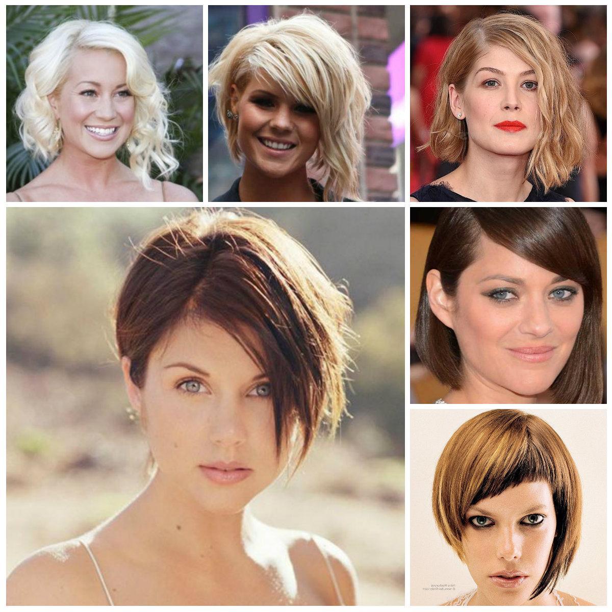 Edgy Asymmetrical Bob Haircuts For 2016   2019 Haircuts, Hairstyles For Symmetrical Short Haircuts (View 9 of 25)