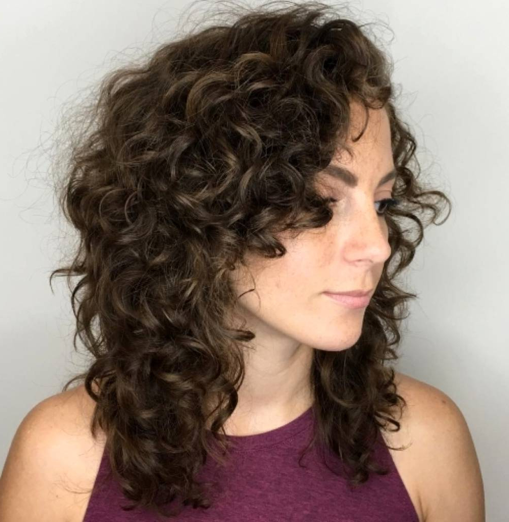 Edgy Haircuts For Naturally Curly Hair – Weddinghairstyles (View 17 of 25)