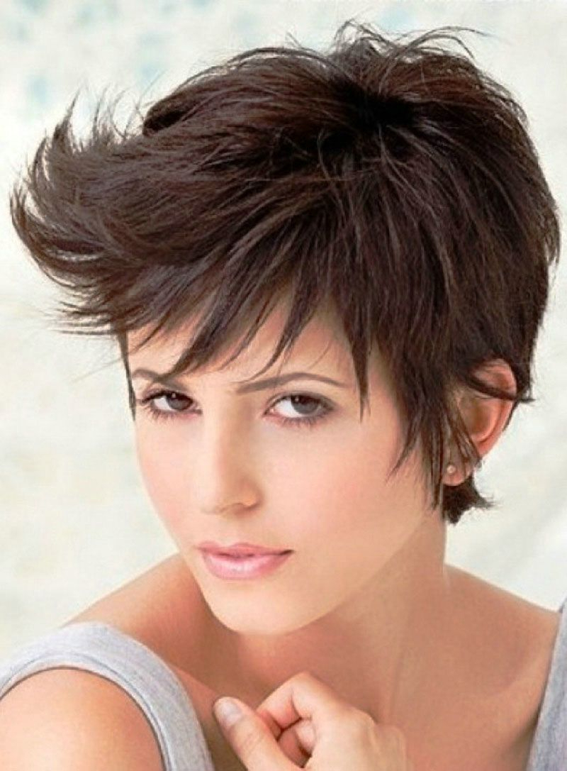 Edgy Short Haircuts – Hairstyles For Women Throughout Edgy Short Haircuts (View 13 of 25)