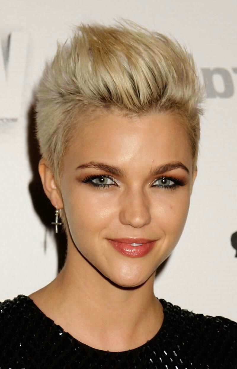 Edgy Short Hairstyles Photo – 12 | Looks I Like | Pinterest | Short Pertaining To Edgy Short Haircuts (View 16 of 25)