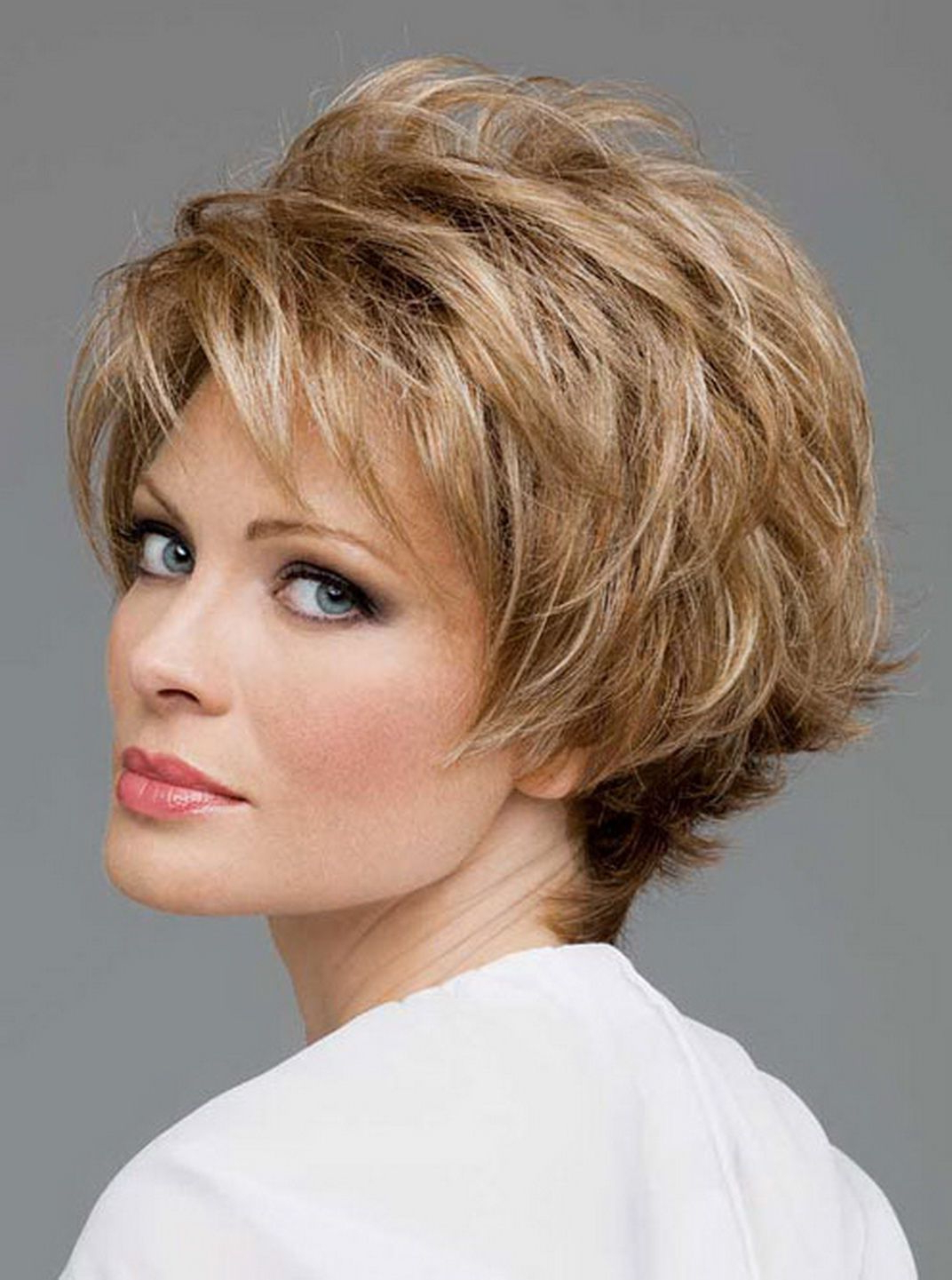Edgy+Hairstyles+For+Over+60 | Trendy Short Hair Trends Haircuts For Within Short Hairstyles For Thick Hair Over (View 15 of 25)