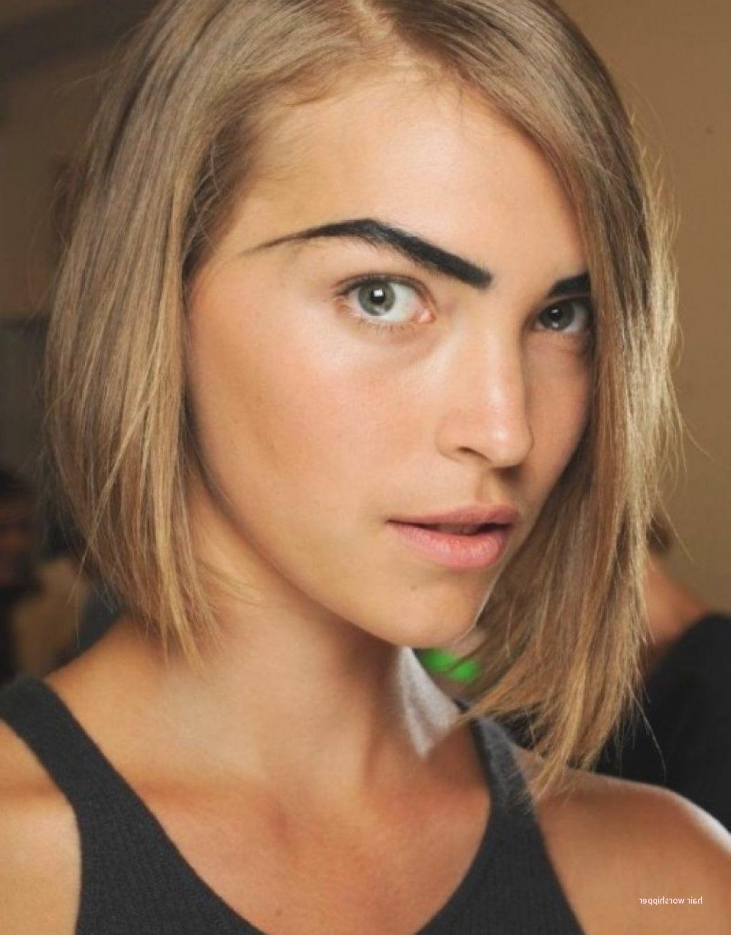 Elegant Best Haircuts Fine Hair Long Face – Hair Worshipper Regarding Long Face Short Haircuts (View 17 of 25)