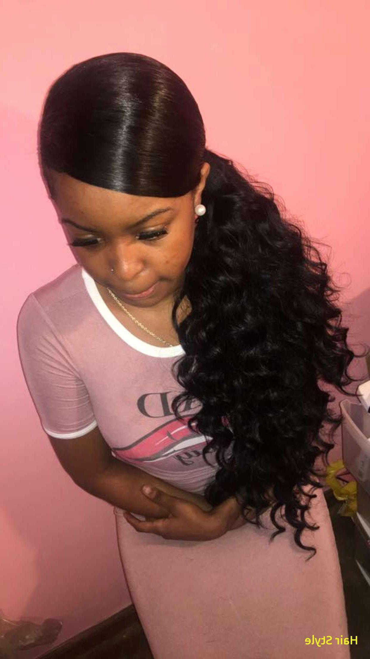 Elegant Cute Hairstyles For Short Hair For Black Teenage Girls Inside Short Haircuts For Black Teenage Girls (View 19 of 25)