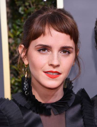 Emma Watson Hair & Haircuts – Bob, Pixie Crop, Up Dos | British Vogue Within Long Feathered Espresso Brown Pixie Hairstyles (View 15 of 25)