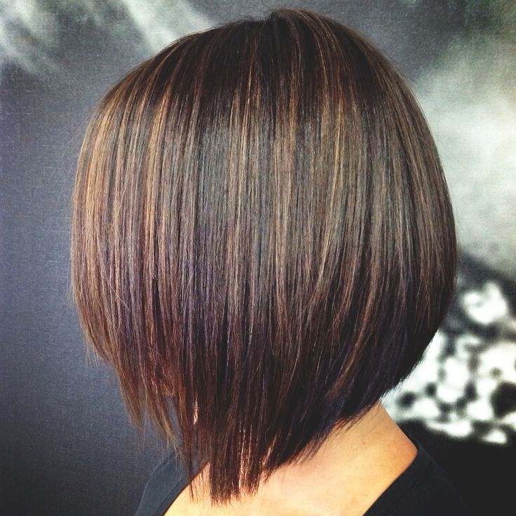 Espresso Brown Base With Caramel Highlights With Bob Hairstyles With Layered Caramel Brown Bob Hairstyles (View 5 of 25)