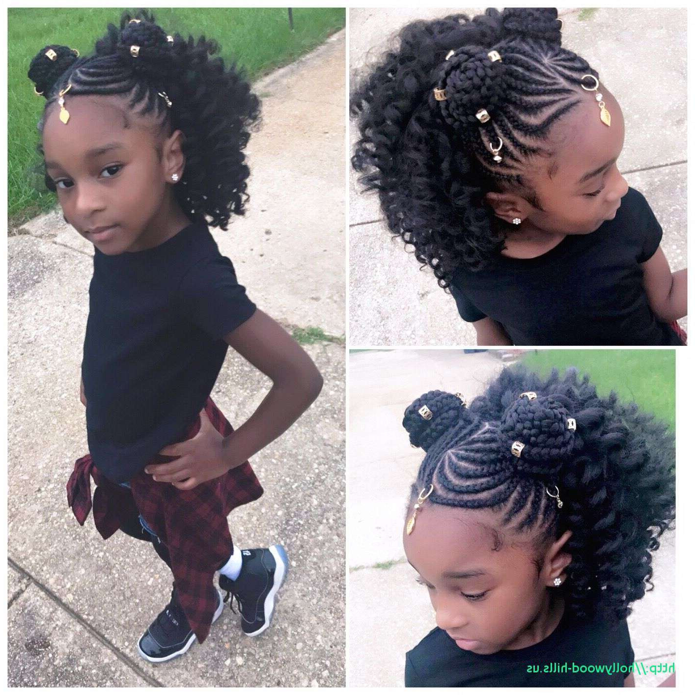 Excellent Black Baby Hairstyles With Short Hair Alwaysdc With Regard To Black Baby Hairstyles For Short Hair (View 4 of 25)