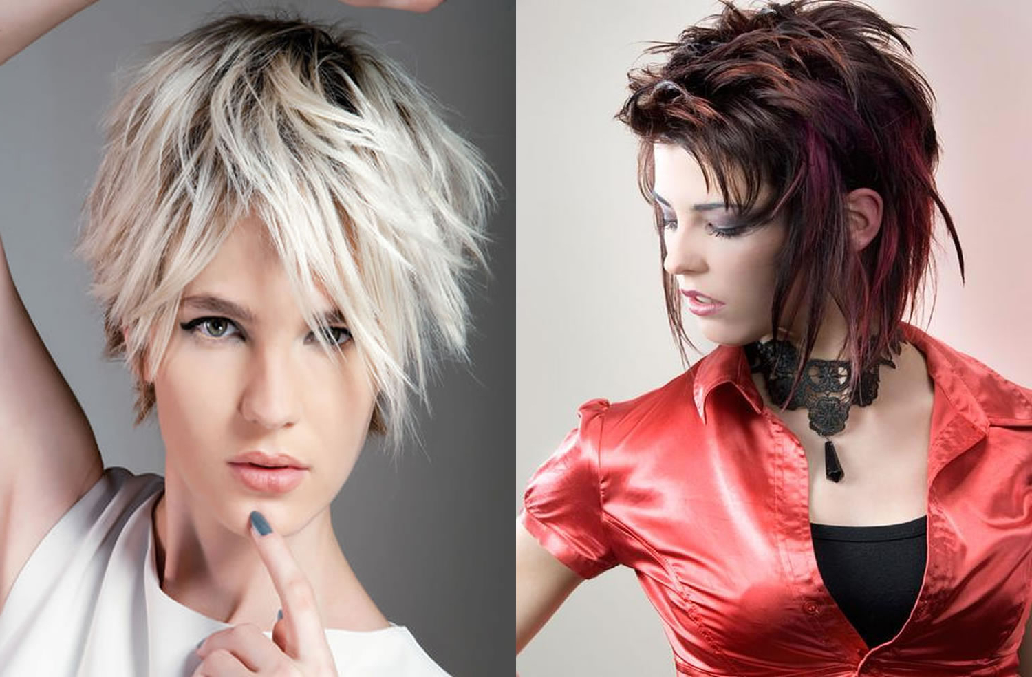 Excellent Messy Short Haircuts For 2017 – Hairstyles With Messy Short Haircuts For Women (View 11 of 25)