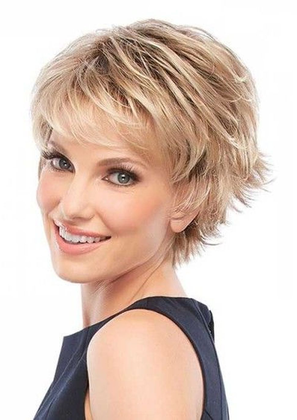 Fabulous Over 50 Short Hairstyle Ideas 68 | Short Hairstyle With Regard To Short Women Hairstyles Over  (View 19 of 25)