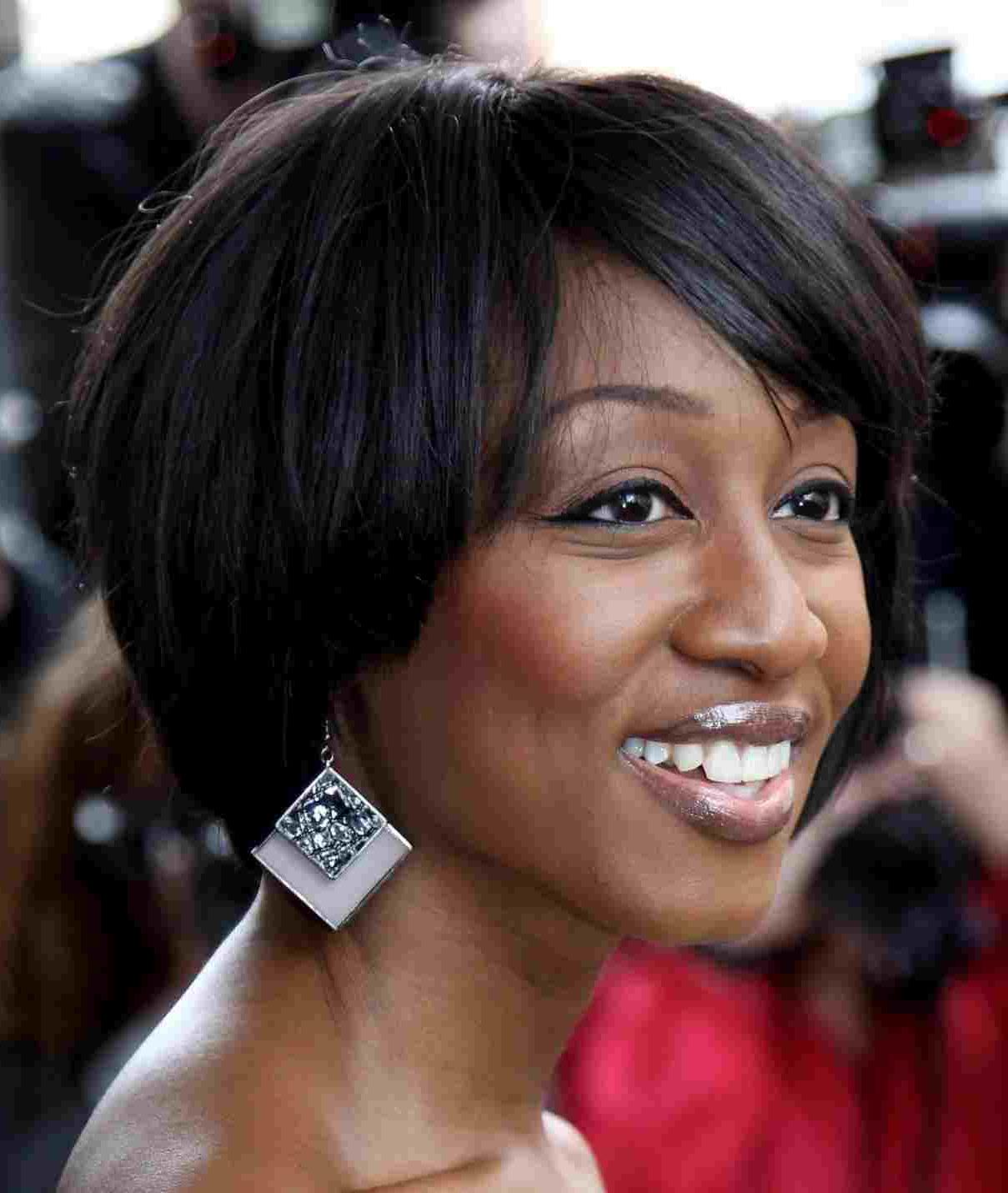 Faces African American Bob Hairstyles Razanflightcomrhrazanflightcom With Regard To Short Haircuts For African American Women With Round Faces (View 8 of 25)