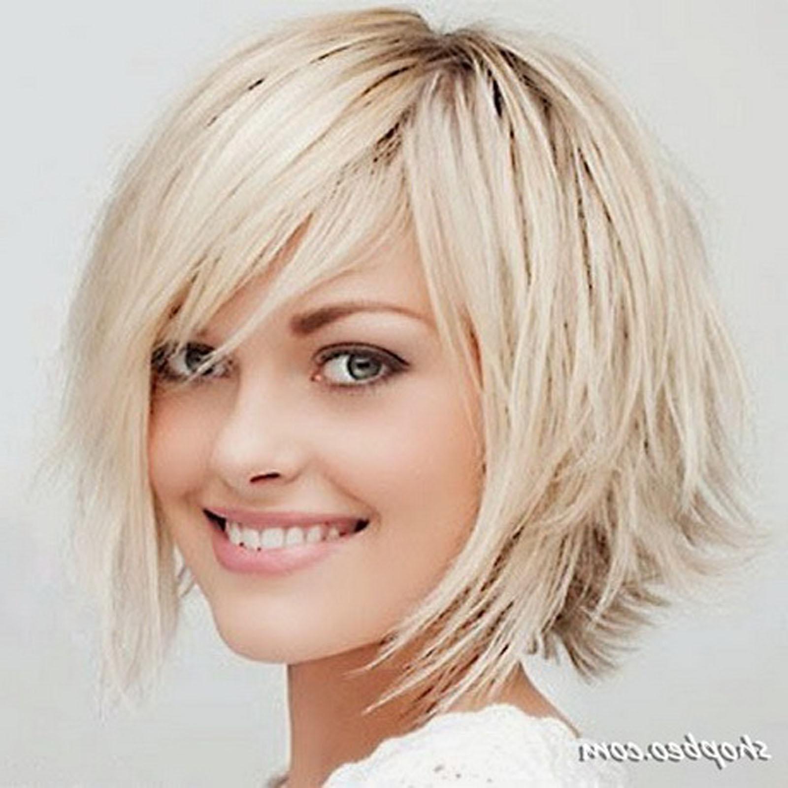 Fascinating Short And Medium Bob Hairstyles Also Spring Summer Hair With Regard To Cute Short To Medium Haircuts (View 14 of 25)