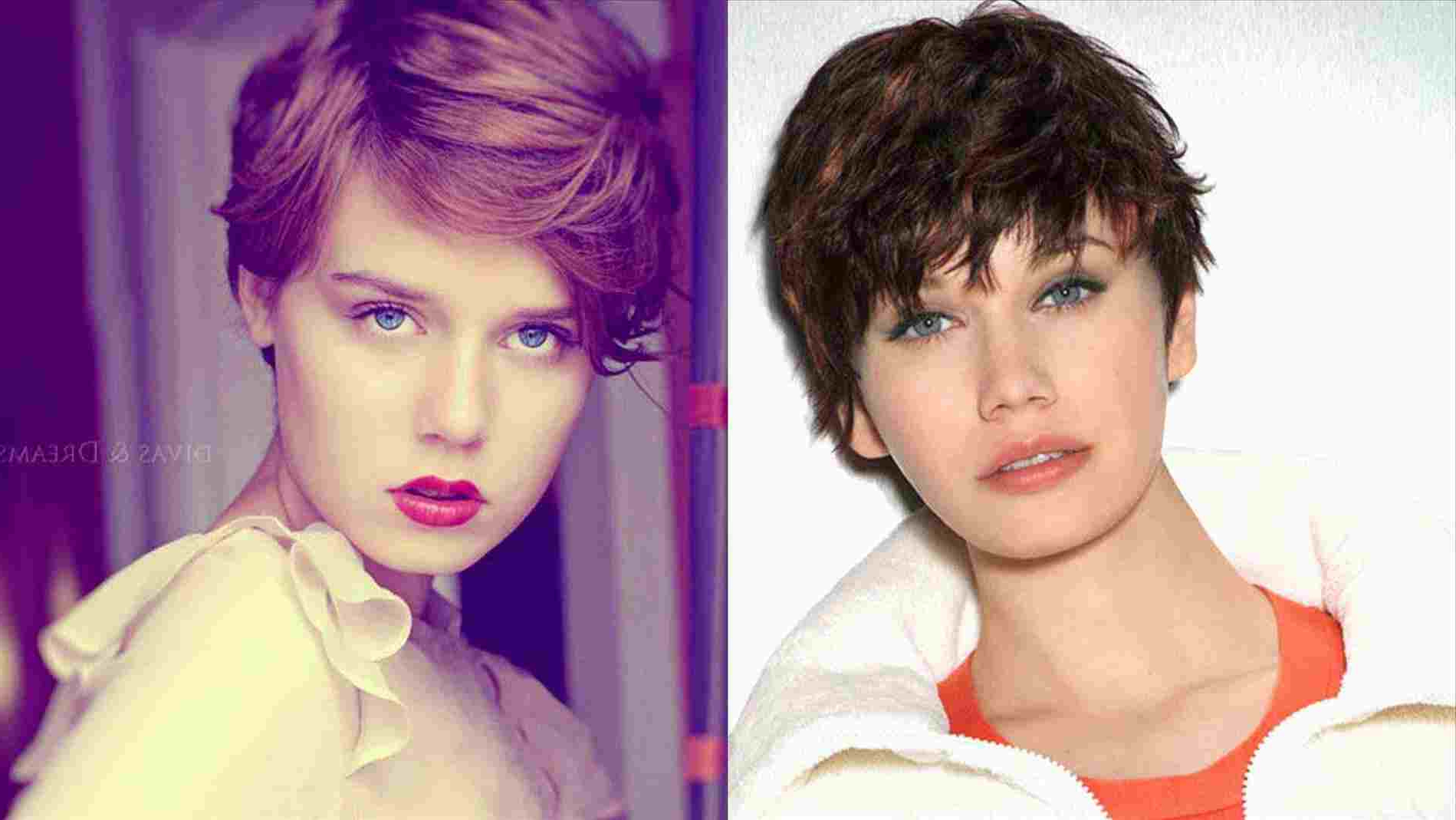 Fat And Luxury Pixie Rhdadydcom Short Hairstyles For Faces With Regarding Short Hairstyles For Fat Faces And Double Chins (View 21 of 25)