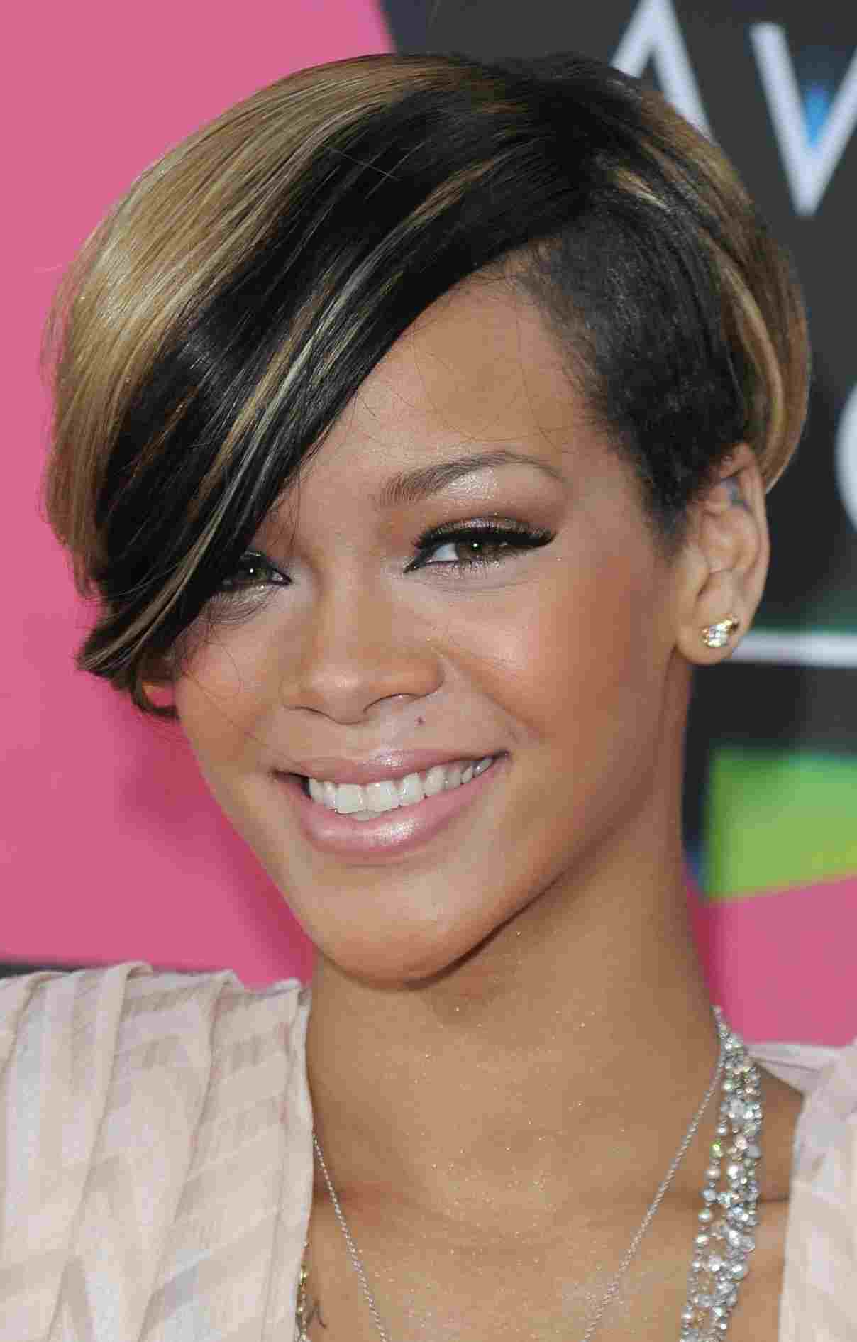 Fat Faces Styles Round Black Women Thin Cute Rhstylespediacom Cortes Throughout Short Haircuts For Black Women With Fine Hair (View 15 of 25)