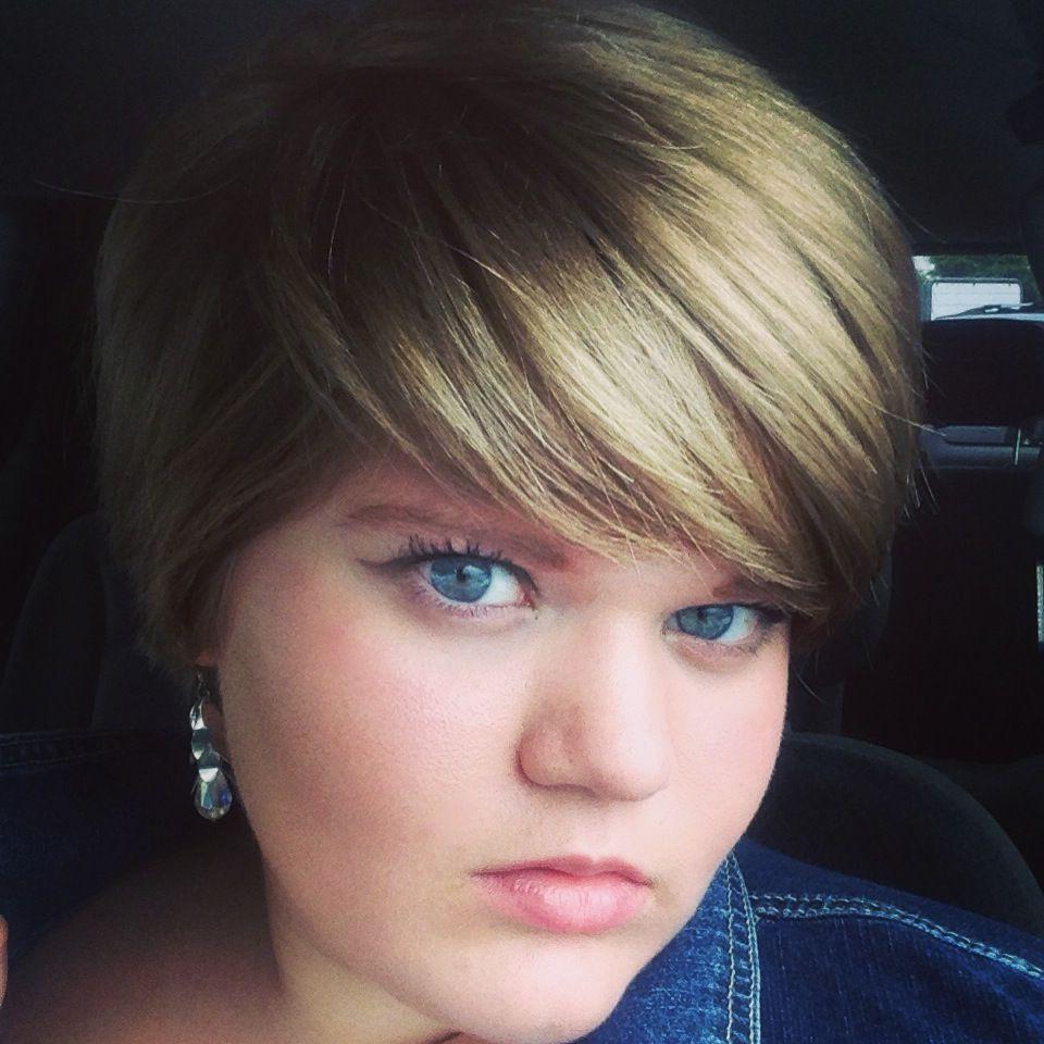 Fat Girls + Short Hair = Yes! | Hair Stuff | Pinterest | Short Hair Inside Fat Short Hair (View 3 of 25)