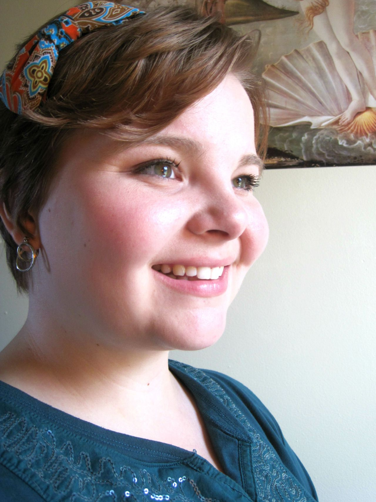 Featured Photo of Fat Short Hair